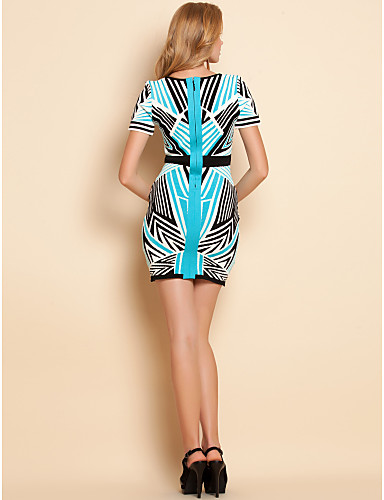 ts-contrast-stripes-print-short-sleeve-bodycon-dress_tdvcgg1360980661439