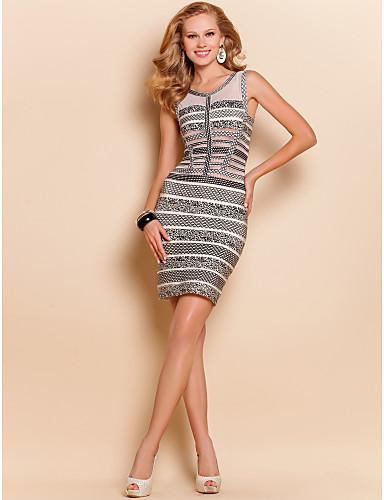 ts-mesh-splicing-jacquard-slim-vest-bandage-dress_cllntr1360981163085