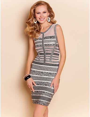 ts-mesh-splicing-jacquard-slim-vest-bandage-dress_yvyooy1360981160909