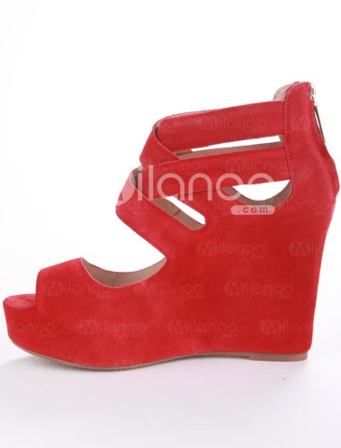 Bandage-Printed-Cloth-Woman-s-Wedge-Shoes-212014-4