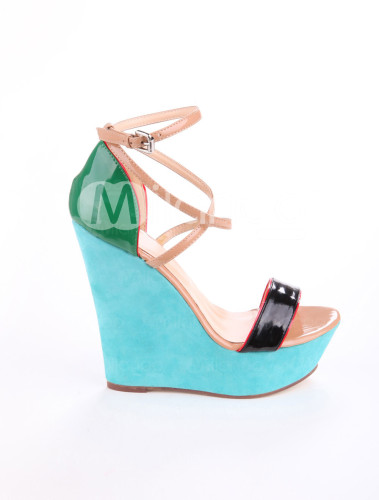 Modern-Color-Blocking-PU-Leather-Ankle-Strap-Women-s-Wedge-Sandals-183158-0